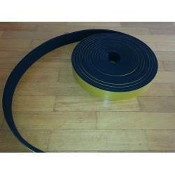 Celrubber 30 x 3 mm zelfklevend EPDM 10 meter op rol