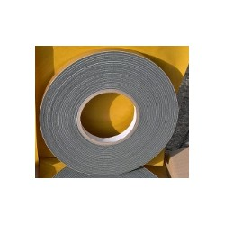 20 x 20 mm Zwart Compressieband