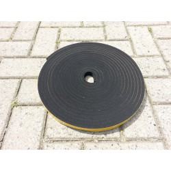 Celrubber 50 x 5 mm zelfklevend EPDM 10 meter op rol