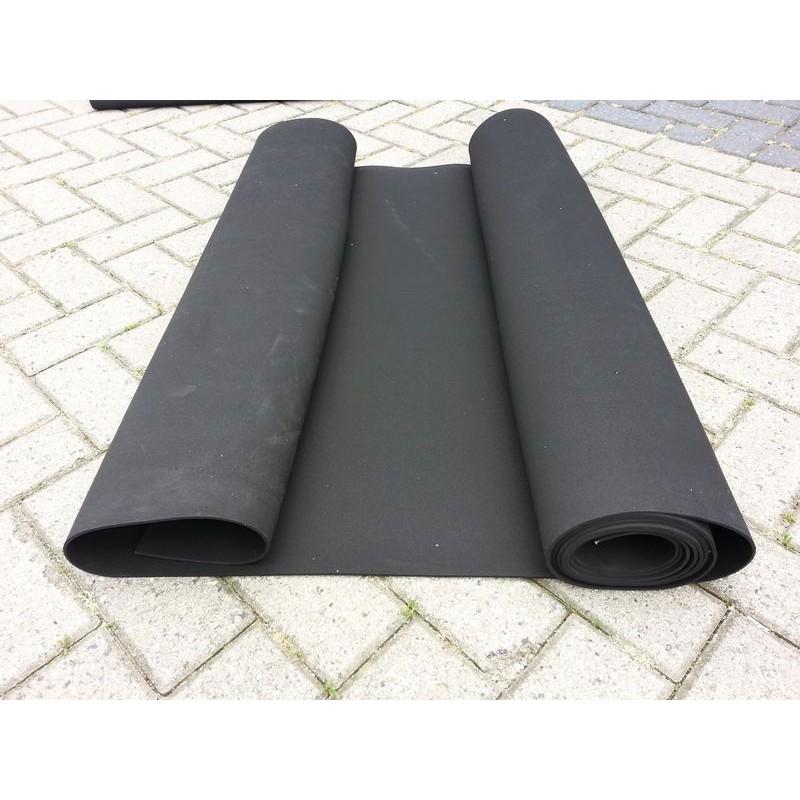 celrubberplaat 1x2 meter 15 mm dik